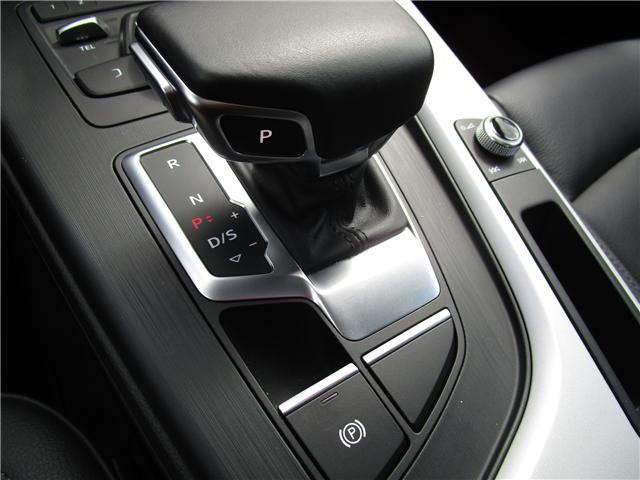2017 Audi A4 2.0T Komfort (Stk: 6362) in Regina - Image 27 of 28