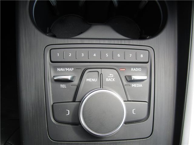 2017 Audi A4 2.0T Komfort (Stk: 6362) in Regina - Image 28 of 28