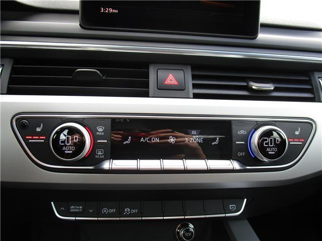 2017 Audi A4 2.0T Komfort (Stk: 6362) in Regina - Image 26 of 28