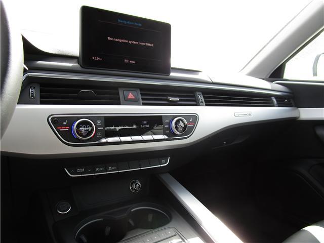 2017 Audi A4 2.0T Komfort (Stk: 6362) in Regina - Image 22 of 27