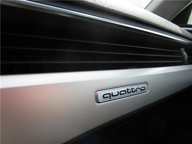 2017 Audi A4 2.0T Komfort (Stk: 6362) in Regina - Image 25 of 28