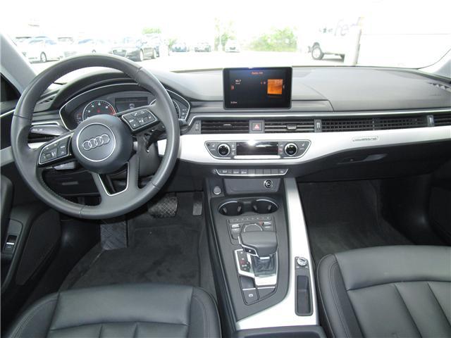 2017 Audi A4 2.0T Komfort (Stk: 6362) in Regina - Image 17 of 28