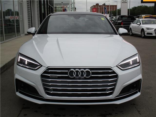 2018 Audi A5 2.0T Technik (Stk: 180260) in Regina - Image 2 of 32