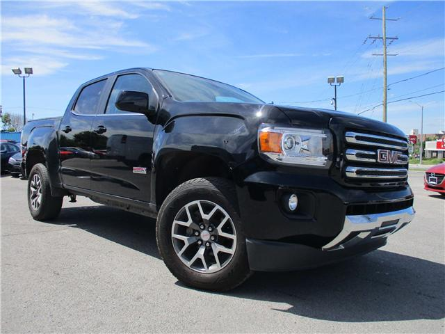 2016 GMC Canyon All Terrain (Stk: 171952) in Richmond - Image 1 of 15