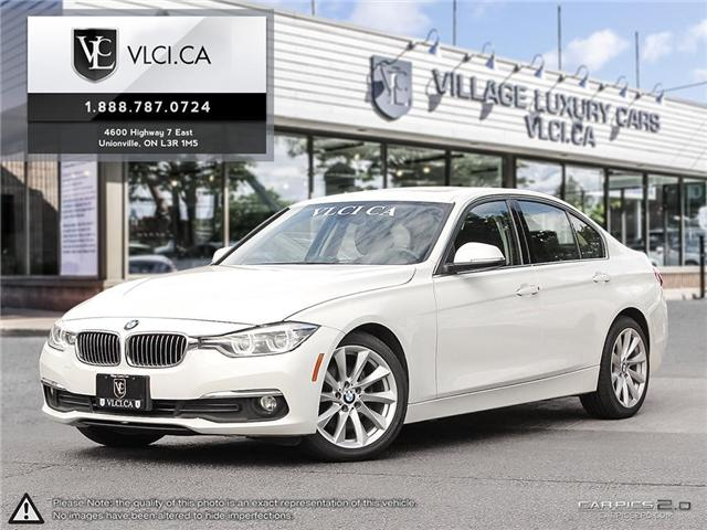 2017 BMW 320i xDrive (Stk: cc2672) in Unionville - Image 1 of 26