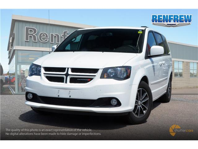 2017 Dodge Grand Caravan GT (Stk: J143A) in Renfrew - Image 1 of 20