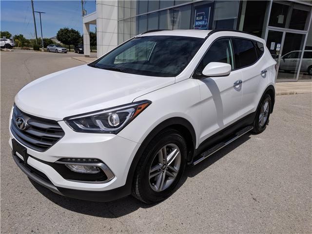 2018 Hyundai Santa Fe Sport 2.4 Base (Stk: 75026) in Goderich - Image 2 of 19