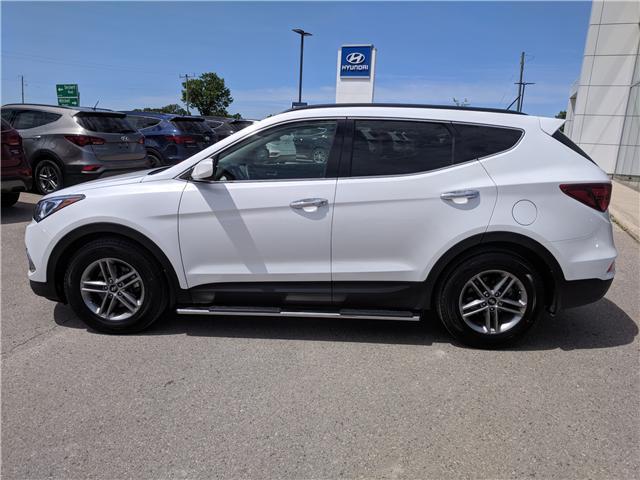 2018 Hyundai Santa Fe Sport 2.4 Base (Stk: 75026) in Goderich - Image 2 of 18