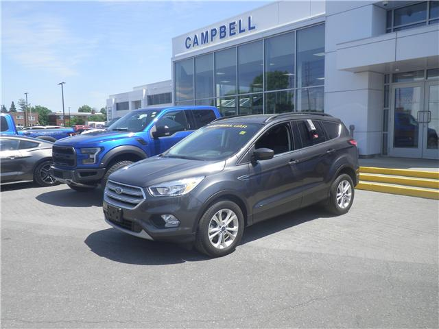 2018 Ford Escape SE (Stk: 1810910) in Ottawa - Image 1 of 11