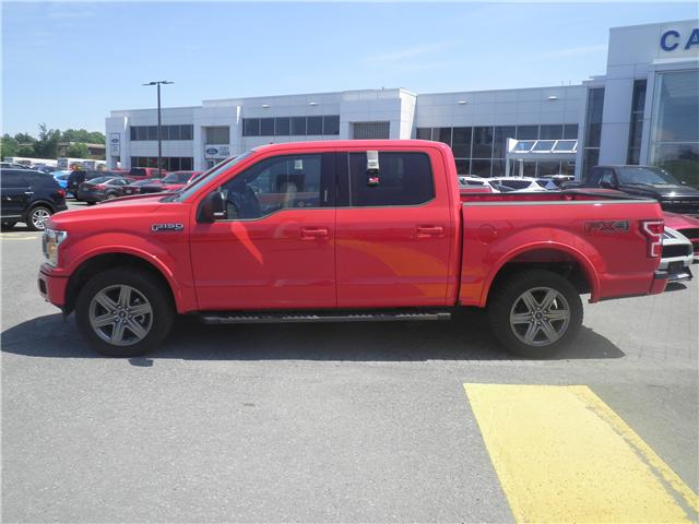 2018 Ford F-150 XLT (Stk: 1810120) in Ottawa - Image 2 of 12