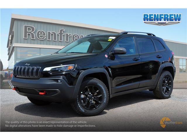 2019 Jeep Cherokee Trailhawk (Stk: K005) in Renfrew - Image 2 of 20