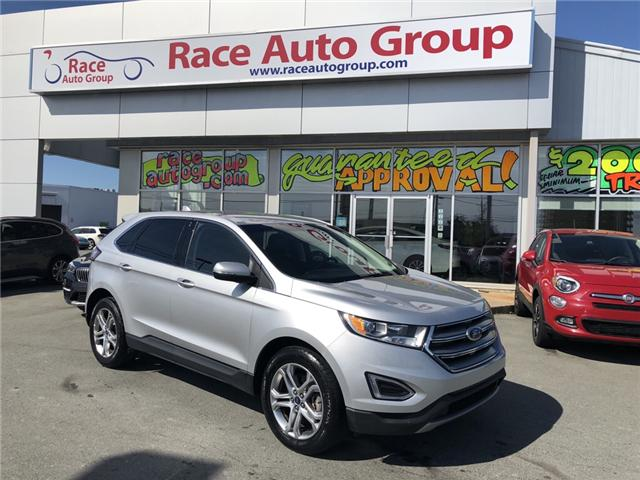 2018 Ford Edge Titanium (Stk: 16003) in Dartmouth - Image 1 of 28