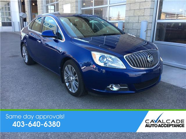 2014 Buick Verano Leather Package (Stk: 58807) in Calgary - Image 1 of 19
