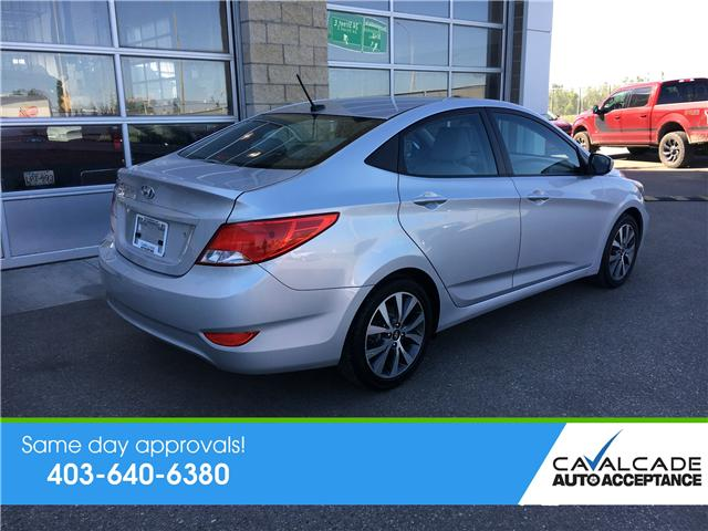 2017 Hyundai Accent SE (Stk: R59850) in Calgary - Image 3 of 20
