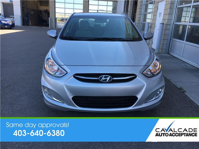 2017 Hyundai Accent SE (Stk: R59850) in Calgary - Image 4 of 20