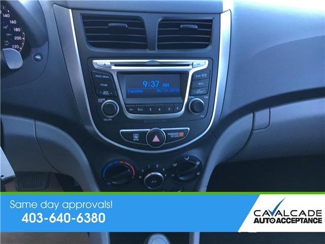 2017 Hyundai Accent SE (Stk: R59850) in Calgary - Image 12 of 20