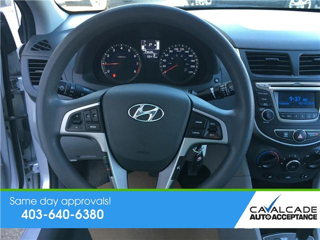 2017 Hyundai Accent SE (Stk: R59850) in Calgary - Image 14 of 20