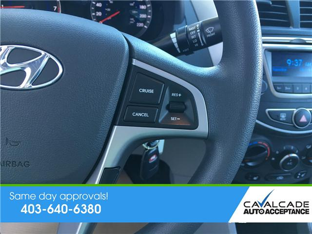 2017 Hyundai Accent SE (Stk: R59850) in Calgary - Image 15 of 20