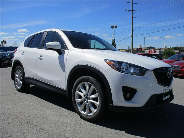 2014 Mazda CX-5 GT (Stk: 171915) in Kingston - Image 1 of 13