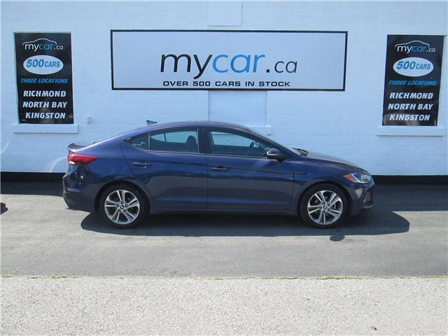 2018 Hyundai Elantra GLS (Stk: 180788) in Kingston - Image 1 of 14
