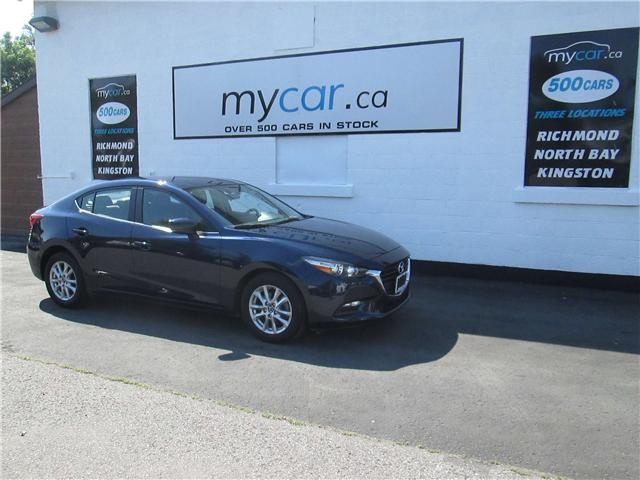 2017 Mazda Mazda3 SE (Stk: 180787) in North Bay - Image 2 of 13