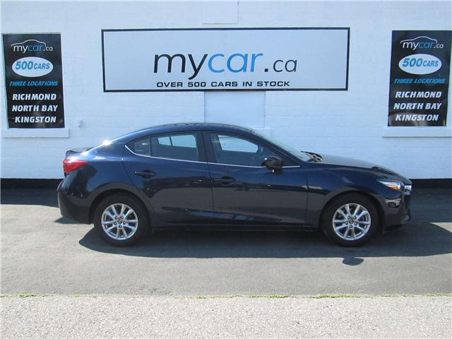 2017 Mazda Mazda3 SE (Stk: 180787) in North Bay - Image 1 of 13