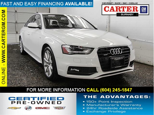 Used A For Sale Carter North Shore GM - Audi northshore