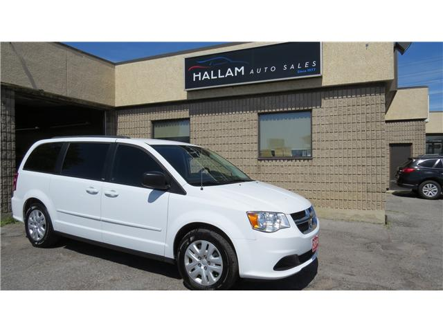 2014 Dodge Grand Caravan SE/SXT (Stk: ) in Kingston - Image 1 of 15