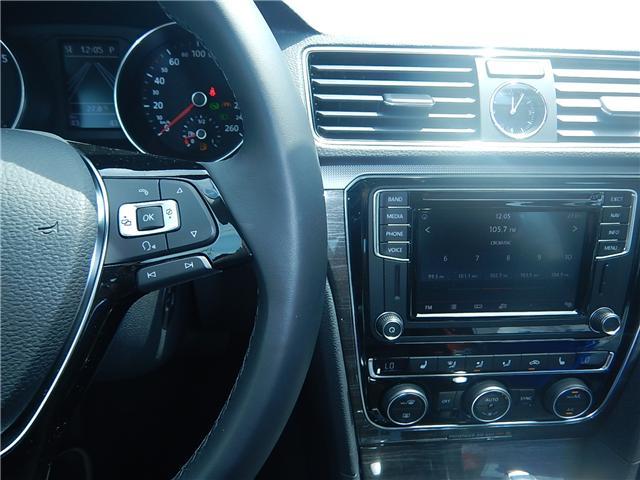 2017 Volkswagen Passat 1.8 TSI Comfortline (Stk: HP085948) in Surrey - Image 8 of 27