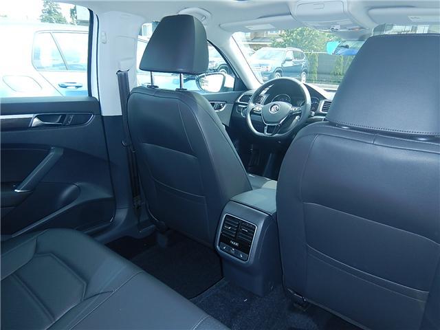 2017 Volkswagen Passat 1.8 TSI Comfortline (Stk: HP085948) in Surrey - Image 19 of 27