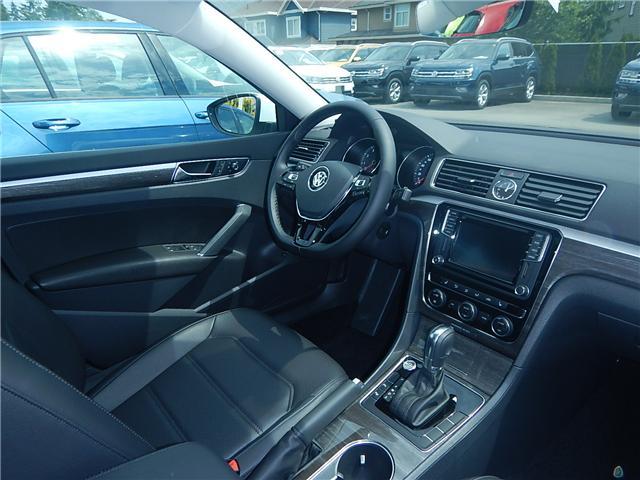2017 Volkswagen Passat 1.8 TSI Comfortline (Stk: HP085948) in Surrey - Image 18 of 27