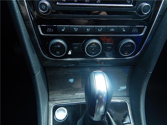 2017 Volkswagen Passat 1.8 TSI Comfortline (Stk: HP085948) in Surrey - Image 11 of 27
