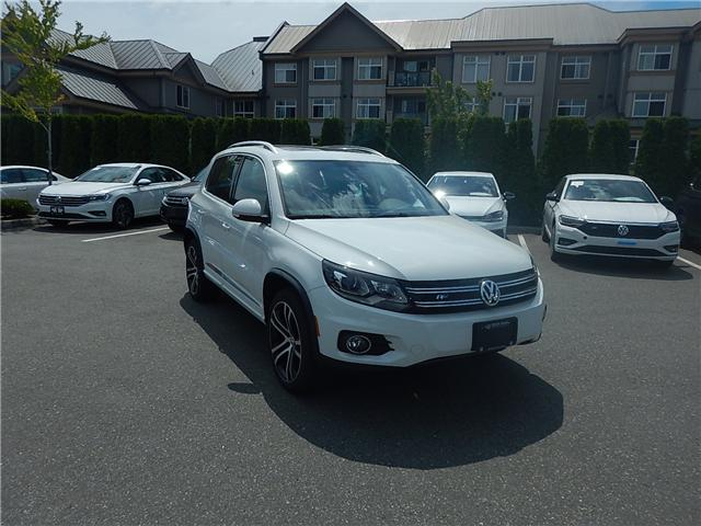 2017 Volkswagen Tiguan Highline (Stk: HT025609) in Surrey - Image 29 of 29
