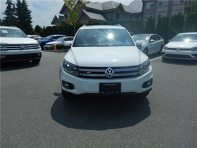 2017 Volkswagen Tiguan Highline (Stk: HT025609) in Surrey - Image 25 of 29