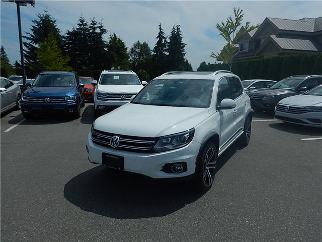 2017 Volkswagen Tiguan Highline (Stk: HT025609) in Surrey - Image 3 of 29