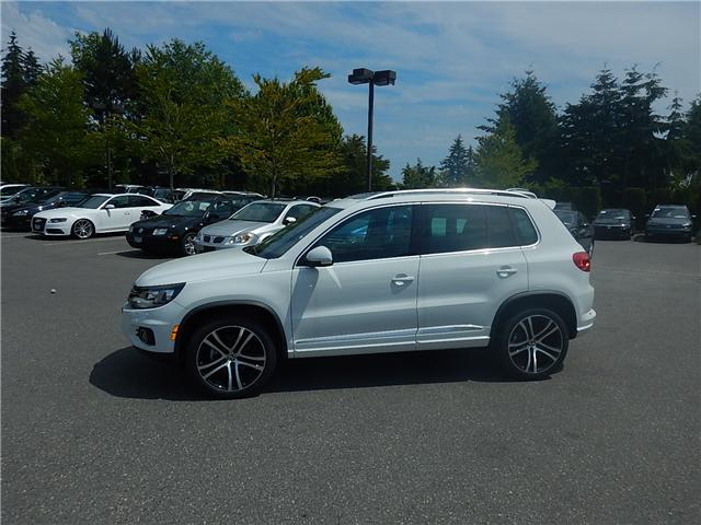2017 Volkswagen Tiguan Highline (Stk: HT025609) in Surrey - Image 5 of 29