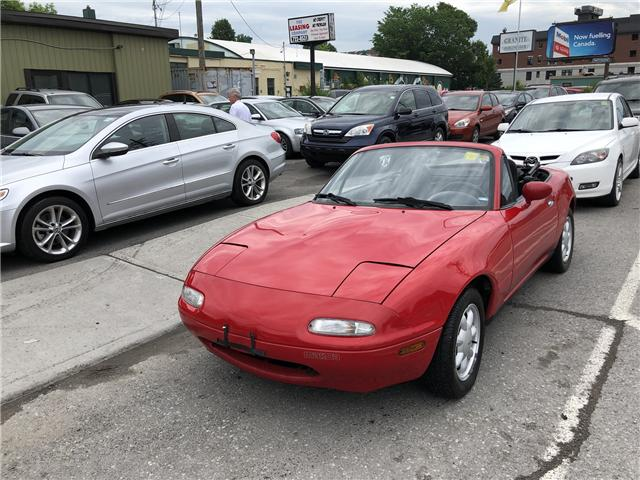 1996 Mazda MX-5 Miata Base (Stk: -) in Ottawa - Image 1 of 10