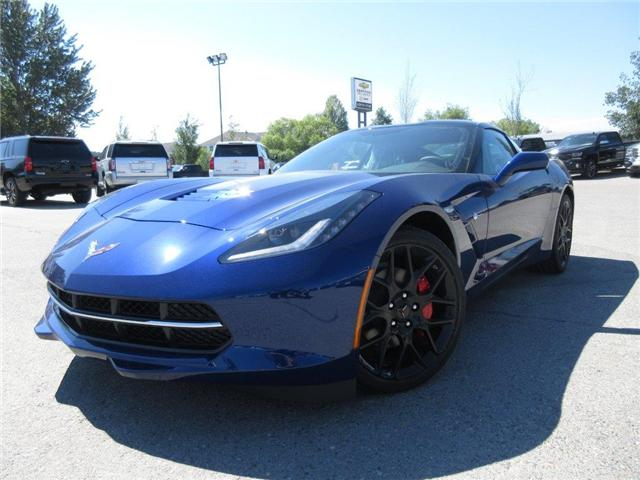 2019 Chevrolet Corvette Stingray (Stk: 1Y05191) in Cranbrook - Image 1 of 22
