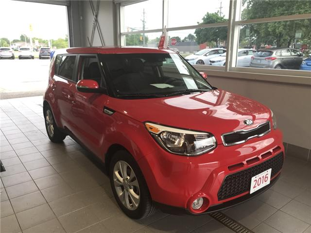 2016 Kia Soul EX (Stk: K18101A) in Windsor - Image 1 of 11
