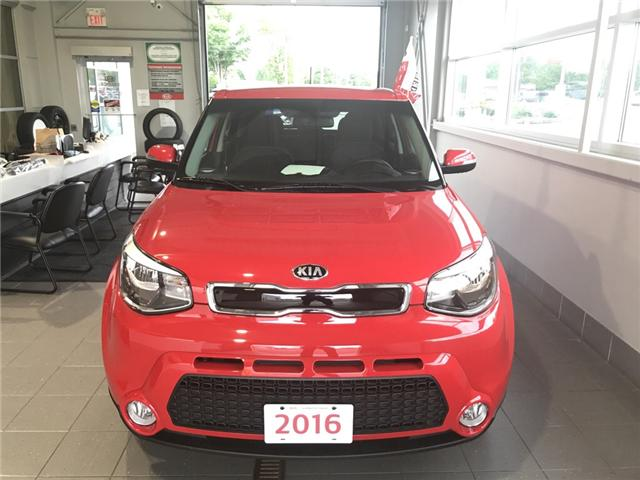 2016 Kia Soul EX (Stk: K18101A) in Windsor - Image 2 of 11
