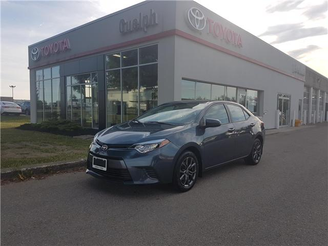 2015 Toyota Corolla LE (Stk: U00861) in Guelph - Image 1 of 30