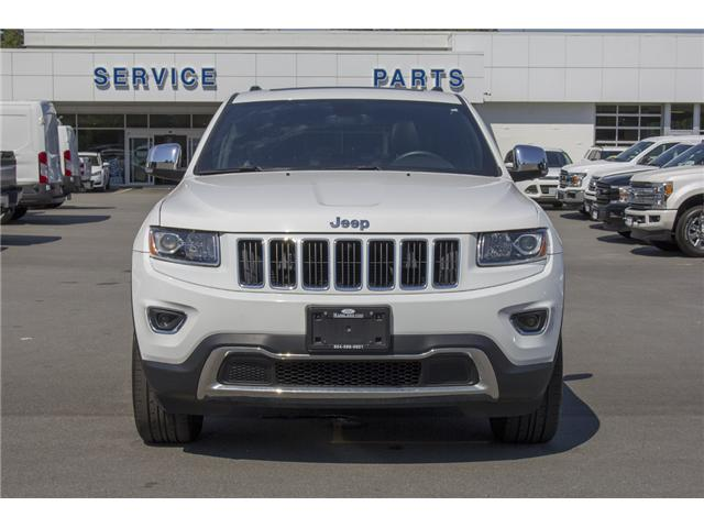 2014 Jeep Grand Cherokee Limited (Stk: P7118) in Surrey - Image 2 of 26