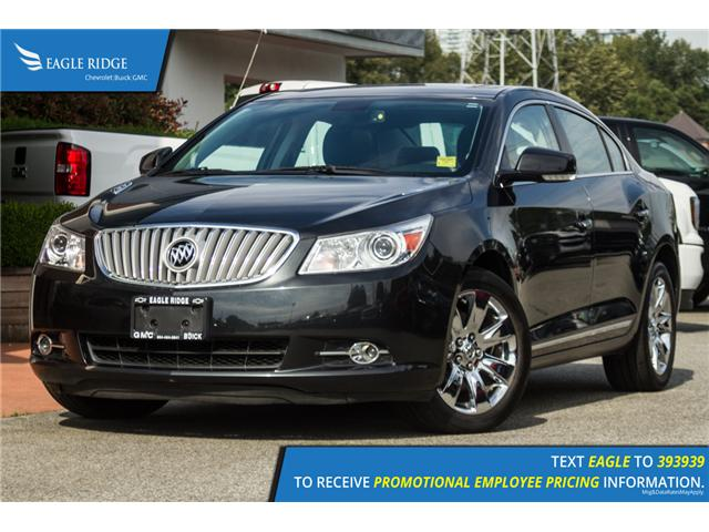 2011 Buick LaCrosse CXL (Stk: 119917) in Coquitlam - Image 1 of 17
