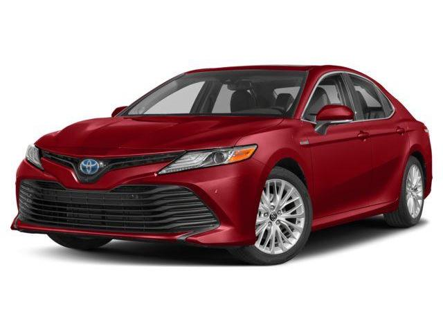 2018 Toyota Camry Hybrid SE (Stk: 8CH578) in Georgetown - Image 1 of 9