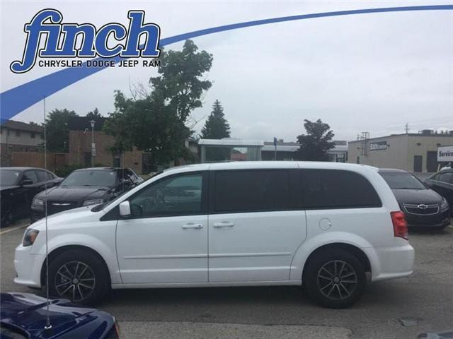 2017 Dodge Grand Caravan CVP/SXT (Stk: 90685) in London - Image 1 of 13