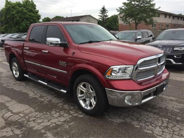 2015 RAM 1500 Longhorn (Stk: 51052) in London - Image 2 of 14