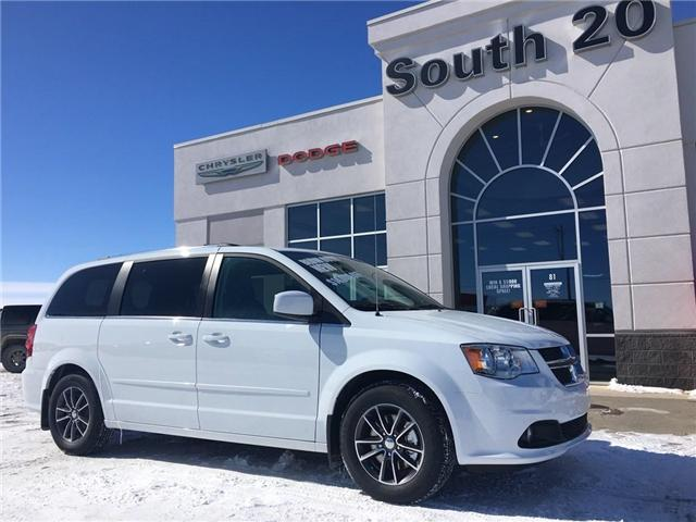2017 Dodge Grand Caravan CVP/SXT (Stk: 31-259) in Humboldt - Image 1 of 21