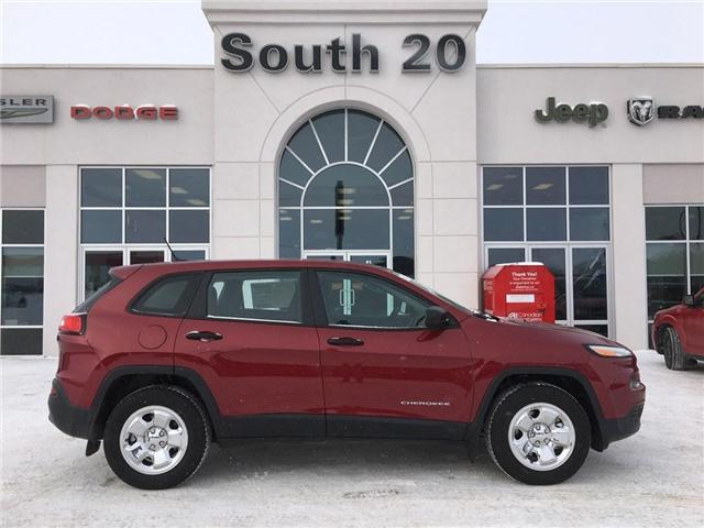 2017 Jeep Cherokee Sport (Stk: 30-464) in Humboldt - Image 2 of 21