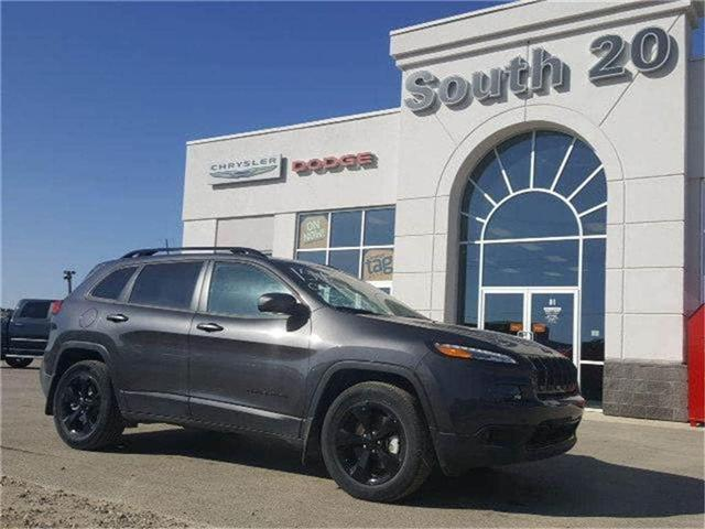 2017 Jeep Cherokee Limited (Stk: 30-485) in Humboldt - Image 1 of 27