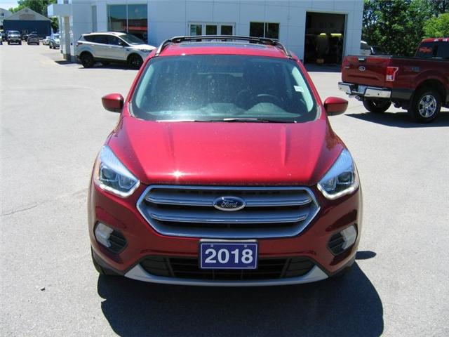 2018 Ford Escape SEL (Stk: 18249) in Smiths Falls - Image 2 of 12